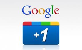 Логотип новой социальной сети Google Plus